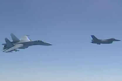 עימות באוויר, מטוסי קרב