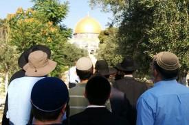 יהודים, הר הבית