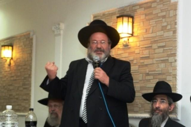 הרב יהושע ארנברג