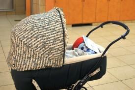 עגלת תינוק, עגלה
