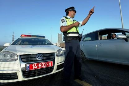 שוטר תנועה, משטרה