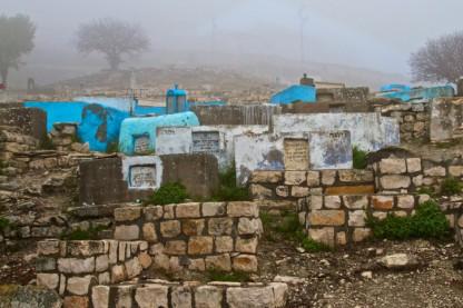 בית הקברות בצפת
