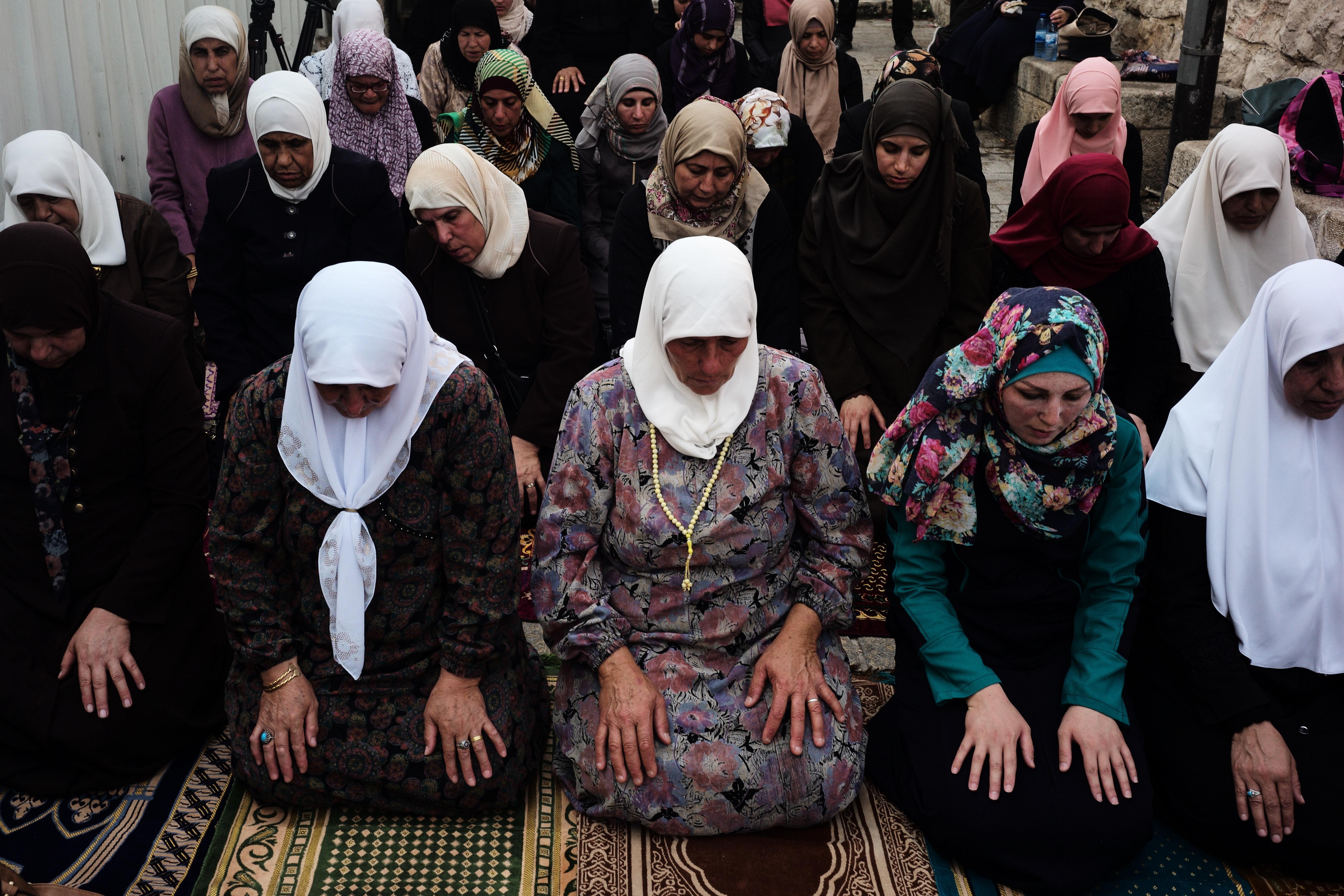 מוסלמיות