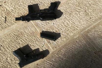 כלי הנשק, פיגוע הר הבית