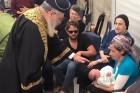 סלומון, הזמנה לברית, הראשלצ, הרב יצחק יוסף