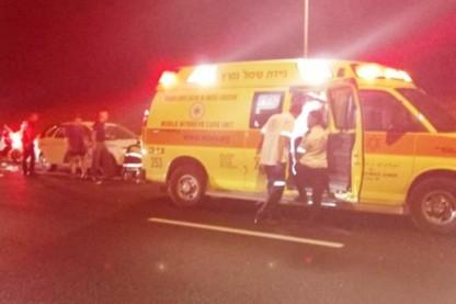 תאונה בצומת גורל