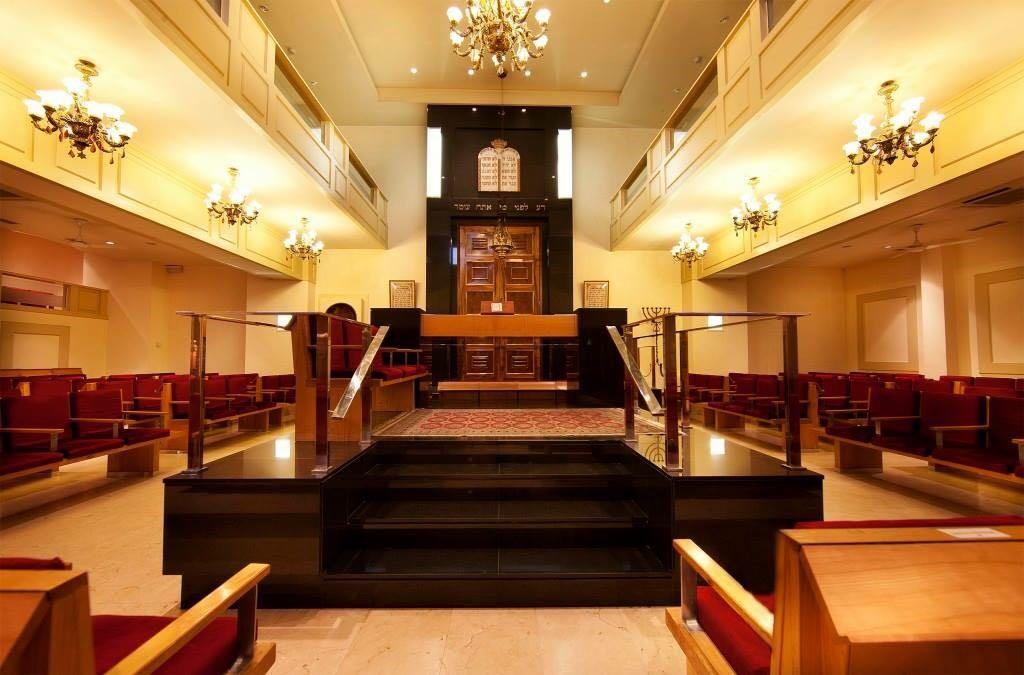 בית הכנסת, ברצלונה