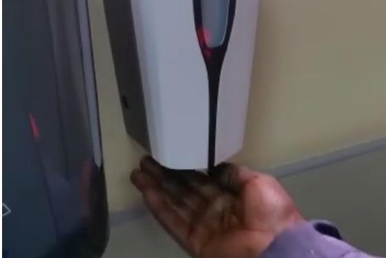מתקן סבון