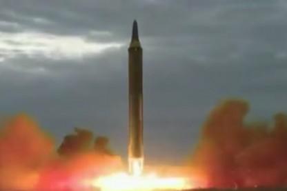 טיל, צפון קוריאה