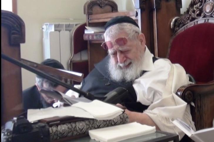 הרב עובדיה יוסף, תשעה באב