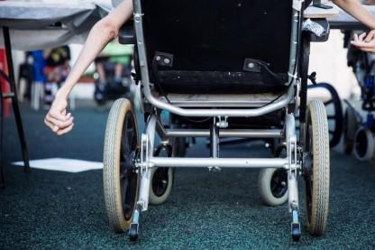 נכים, כיסא גלגלים