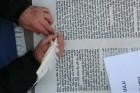 """ספר תורה, כתב סת""""ם"""