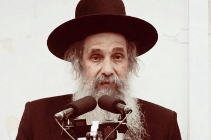 הרב גינזבוג, פוניבז\'