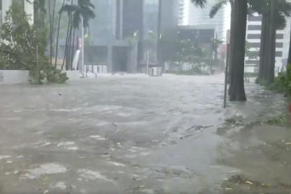 הוריקן, פלורידה