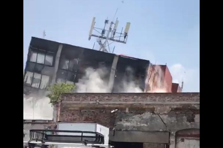 רעידת אדמה במקסיקו