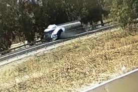 תאונה, מיכלית סולר