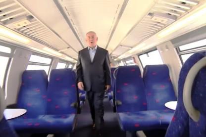 נתניהו, רכבת