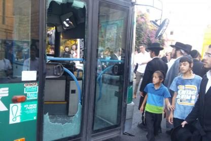 אוטובוס, מאה שערים