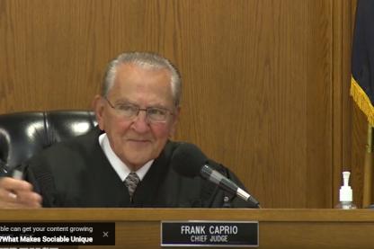 שופט, קפריו
