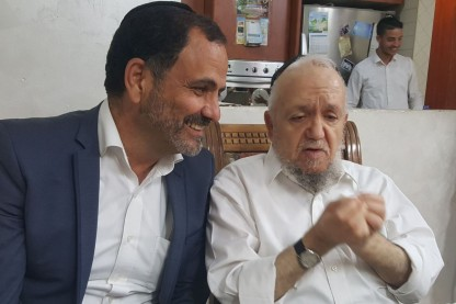 הרב מאיר מאזוז, איציק טרבלסי