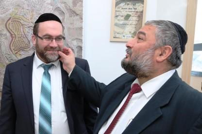 משה מוטנג, שמואל גרינברג, משה אבוטבול