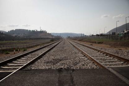 רכבת, פסי רכבת