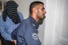חשוד, ירושלים, מעצר