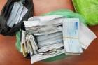 כסף, מסמכים, תיק