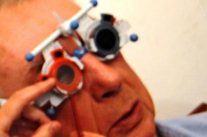 בדיקת עיניים