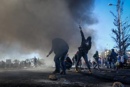 עימותים, ערבים