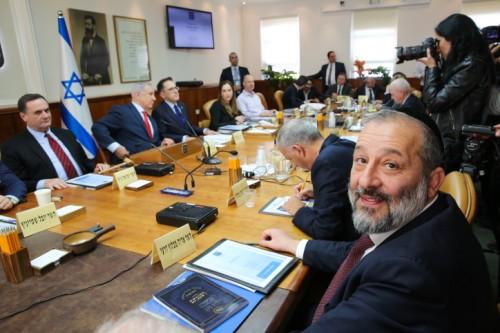 ישיבת ממשלה, דרעי