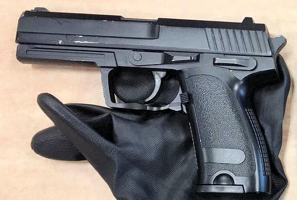 נשק, אקדח
