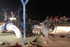 רכב התנגש בגמל