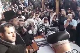 """הרב לאו, הרב רזיאל שבח הי\""""ד"""