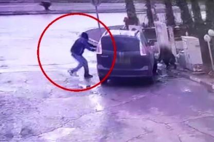 גנב רכב
