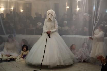 כלה, חתונה חרדית