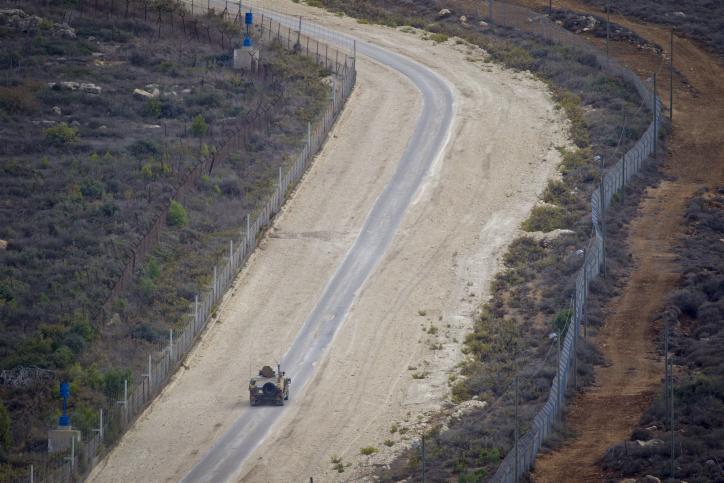 גבול לבנון