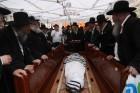 """הרב שמואל אוירבך זצ\""""ל, הלוויה"""