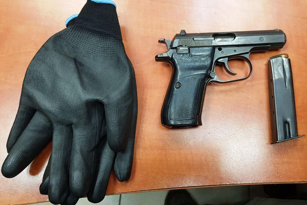 אקדח, רובה