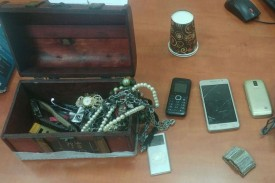 בית שמש, תכשיטים