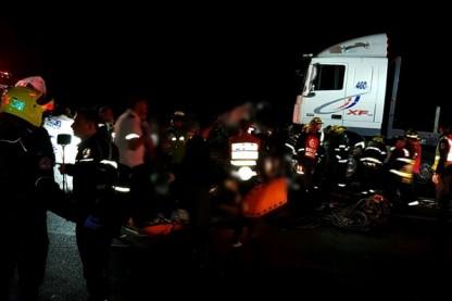 תאונה, כביש 6