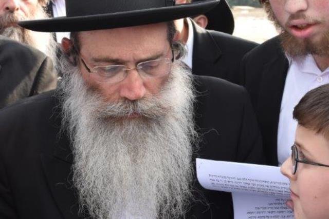 רבי שרגא שטיינמן
