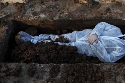 קבר, קבורה, קבר פתוח
