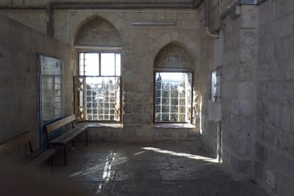 בית ספר, הרובע המוסלמי