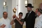 הראל ציון, הרב דוד לאו