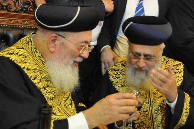 הרב יצחק יוסף, הרב שלמה עמאר