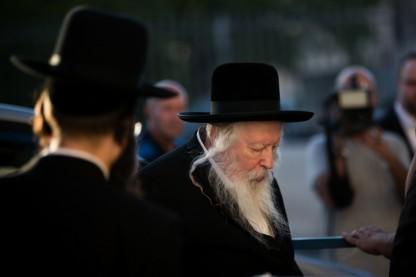 הרבי מגור, הרב יעקב אלתר