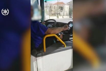 נהג אוטובוס