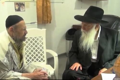 הרב יצחק גינזבורג, הרב דב קוק
