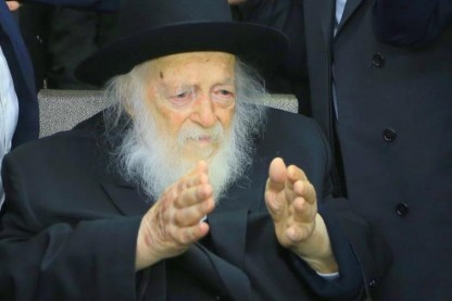 הרב חיים קנייבסקי, סיור בירושלים